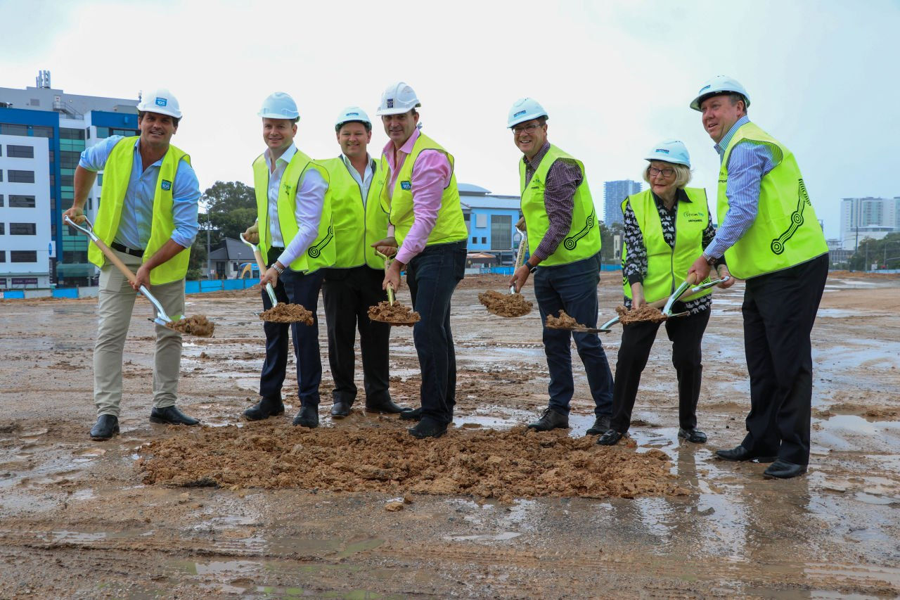 Official Sod Turning / 11 March 2020