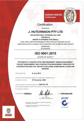 Quality Management System Accreditation