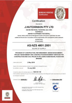Safety Management System Accreditation